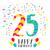 восемьдесят · пять · год · празднование · дня · рождения · С · Днем · Рождения - Сток-фото © cienpies