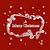allegro · Natale · abstract · impiccagione · renne · biglietto · d'auguri - foto d'archivio © cienpies