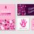 consapevolezza · campagna · design · set · illustrazione - foto d'archivio © cienpies