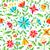 vector · communie · lentebloemen · tulpen - stockfoto © cienpies