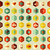social app icons set pattern stock photo © cienpies