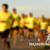 i love running blurred background stock photo © cienpies