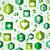 zöld · környezet · ikonok · minta · hozzáállás · környezeti - stock fotó © cienpies