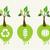 mondial · écologie · vert · cercle · technologie - photo stock © cienpies