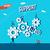веб · маркетинга · COG · Колеса · иллюстрация · Gear - Сток-фото © cienpies