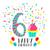 Alles · Gute · zum · Geburtstag · Karte · Jahr · kid · Spaß · Party - stock foto © cienpies