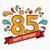 kleurrijk · gelukkige · verjaardag · aantal · 18 · lijn · ontwerp - stockfoto © cienpies
