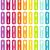Besteck · Silhouette · Symbole · Muster - stock foto © cienpies