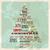 klasszikus · vidám · karácsonyfa · karácsony · szavak · ikonok - stock fotó © cienpies