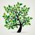 Concept leaves tree  stock photo © cienpies