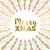 merry xmas gold mandala design in light colors stock photo © cienpies