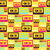 retro pop audio tapes pattern stock photo © cienpies