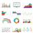 web · 20 · vector · vooruitgang · iconen · collectie - stockfoto © cifotart