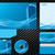 corporate identity template design blue color business set stationery stock photo © cifotart