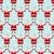 christmas · kerstman · retro · vrolijk · kleurrijk - stockfoto © ciklamen