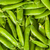background of young green peas in the pod stock photo © cipariss