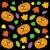 halloween · abóboras · conjunto · festa · cara · projeto - foto stock © clairev