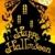 feliz · halloween · edifício · janela · arte · assinar - foto stock © clairev