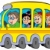 Cartoon school bus with kids stock photo © clairev
