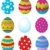easter eggs collection 1 stock photo © clairev
