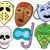 theater · maskers · twee · masker - stockfoto © clairev
