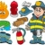 fire protection collection stock photo © clairev