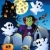 begraafplaats · halloween · illustratie · cute - stockfoto © clairev