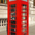 vermelho · telefone · caixa · Londres · telefone · comunicação - foto stock © claudiodivizia