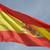 Hiszpania · banderą · trójwymiarowy · oddać · satyna - zdjęcia stock © claudiodivizia