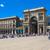Platz · Italien · Retro · Architektur · Jahrgang - stock foto © claudiodivizia