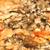 mantar · pizza · kırmızı · mutfak · bez - stok fotoğraf © claudiodivizia