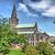 Glasgow · hdr · templom · épület · magas · dinamikus · terjedelem - stock fotó © claudiodivizia