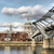 panorama · kathedraal · Londen · brug · rivier · theems - stockfoto © claudiodivizia