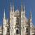 milaan · kathedraal · kerk · Italië · gebouw · bouw - stockfoto © claudiodivizia