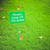 retro look keep off the grass sign stock photo © claudiodivizia