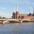 Лондон · электростанция · Англии · промышленных · ретро · архитектура - Сток-фото © claudiodivizia