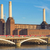 Лондон · электростанция · Англии · ретро · кирпичных · архитектура - Сток-фото © claudiodivizia