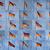 pavillon · Allemagne · rouge · noir · pays · Berlin - photo stock © claudiodivizia