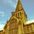 retro look glasgow cathedral stock photo © claudiodivizia