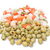misto · legumes · usado · russo · salada · cenouras - foto stock © claudiodivizia