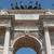 tempo · milaan · boog · vrede · Italië · retro - stockfoto © claudiodivizia