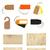 kırtasiye · kolaj · etiketler · iş · kâğıt - stok fotoğraf © claudiodivizia
