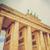 Berlin · Brandenburgi · kapu · híres · tájékozódási · pont · Németország · építkezés - stock fotó © claudiodivizia
