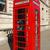 czerwony · telefon · polu · Londyn · telefonu · komunikacji - zdjęcia stock © claudiodivizia