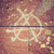 anarquía · símbolo · pintado · pared · textura · construcción - foto stock © claudiodivizia