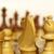 vacío · tablero · de · ajedrez · hacer · blanco · negocios · negro - foto stock © claudiodivizia