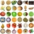 Food collage isolated stock photo © claudiodivizia