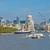 Tower · Bridge · panoramik · Londra · büyük · britanya · Büyük · Britanya · gece - stok fotoğraf © claudiodivizia