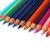 szín · ceruzák · izolált · fehér · közelkép · fa - stock fotó © claudiodivizia