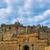 Edinburgh · kastély · Skócia · drámai · világítás · viharfelhők - stock fotó © claudiodivizia